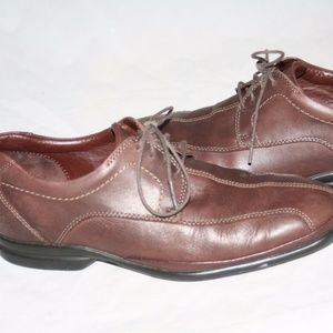 Johnston and Murphy Brown Mens Shoes Sz 8M